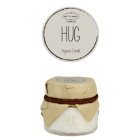 My Flame Lifestyle SOY CANDLE - HUG - SCENT: FIG'S DELIGHT