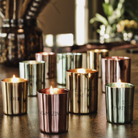 My  Flame Lifestyle SOY CANDLE - IT'S PARTY TIME - SCENT: MINTY BAMBOO