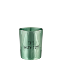 My  Flame Lifestyle SOJAKAARS - IT'S PARTY TIME - GEUR: MINTY BAMBOO