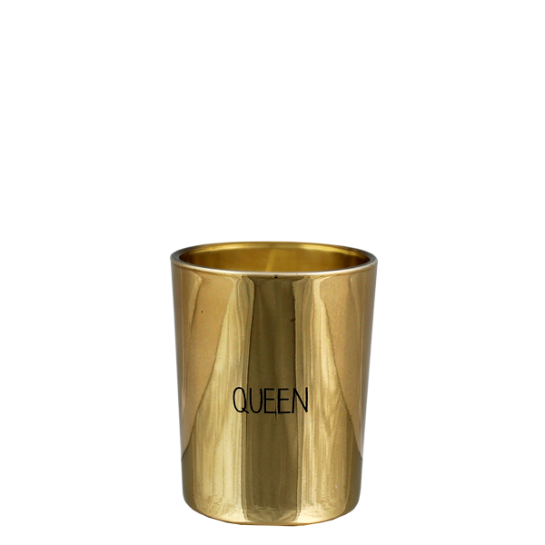 My  Flame Lifestyle SOY CANDLE - QUEEN - SCENT: SILKY TONKA