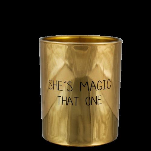 SOJAKAARS - SHE'S MAGIC