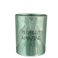 My  Flame Lifestyle SOJAKAARS - PERFECTLY AMAZING - GEUR: MINTY BAMBOO