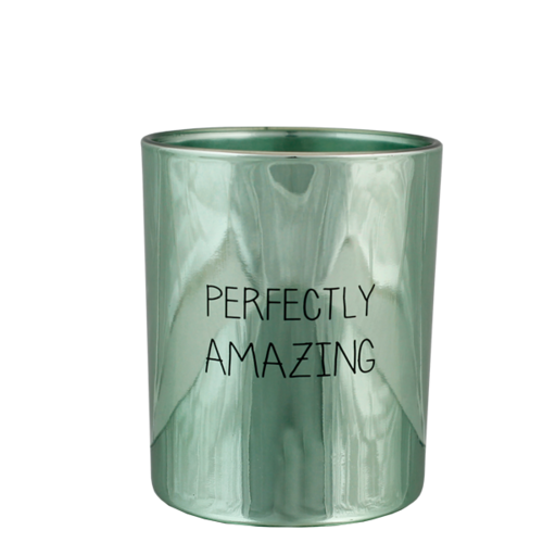 SOY CANDLE - PERFECTLY AMAZING