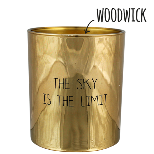 SOY CANDLE - THE SKY IS THE LIMIT