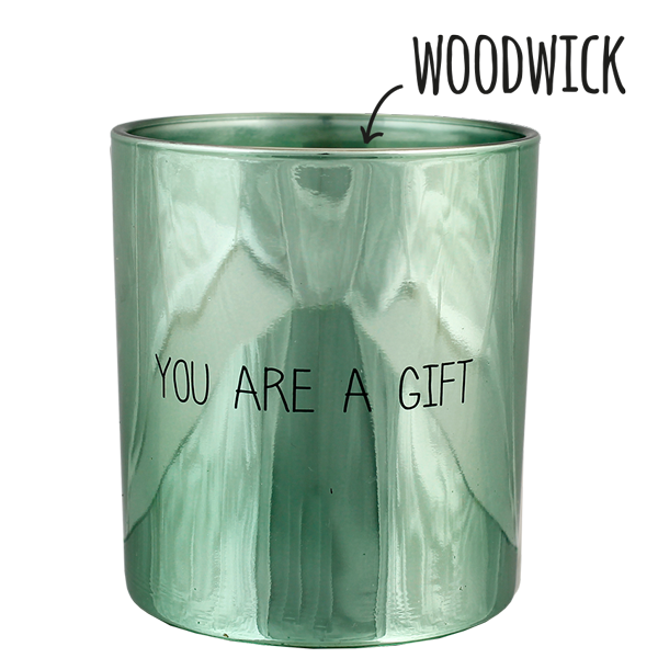 My  Flame Lifestyle SOJAKAARS - YOU ARE A GIFT - GEUR: MINTY BAMBOO