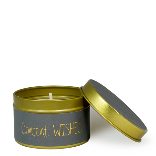SOY CANDLE XS - WISHES
