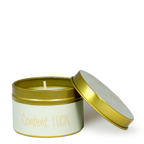 SOY CANDLE XS - LUCK