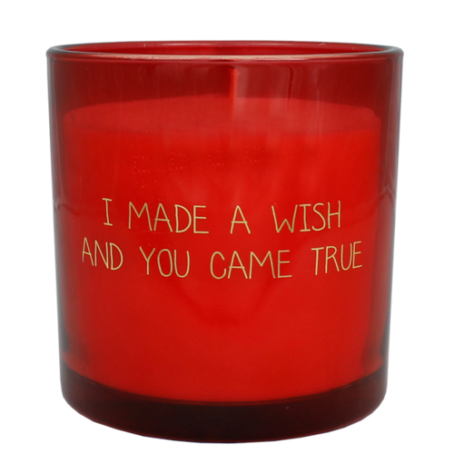 SOY CANDLE - I MADE A WISH