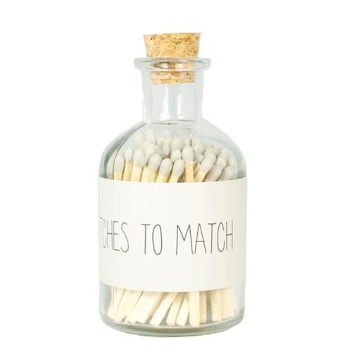 MATCHES - MATCHES TO MATCH