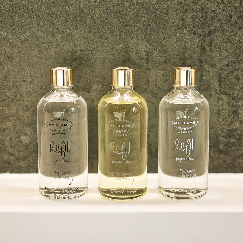 My Flame Lifestyle REFILL - SCENT: CASHMERE COMFORT