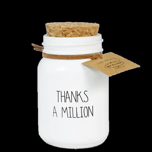 SOJAKAARS - THANKS A MILLION