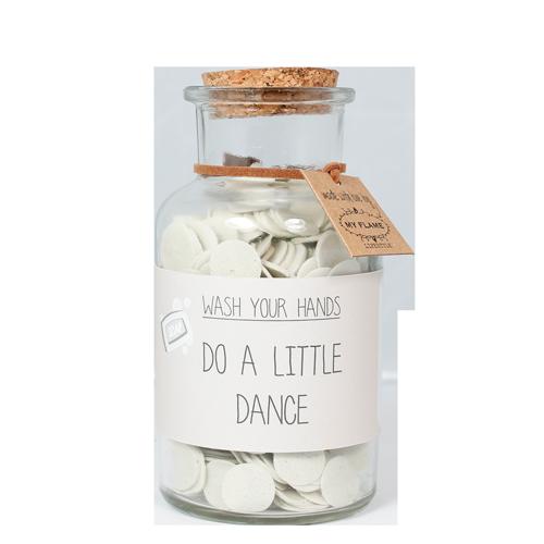 HANDSOAP - DO A LITTLE DANCE - SCENT: FIG'S DELIGHT