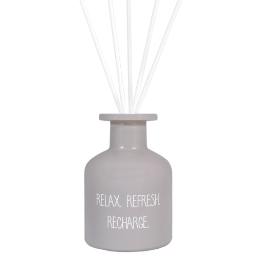 GEURSTOKJES - RELAX REFRESH RECHARGE