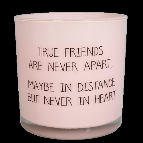 SOJAKAARS - TRUE FRIENDS ARE NEVER APART