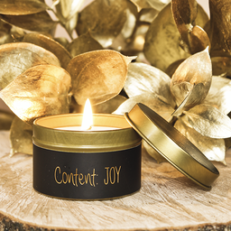 My Flame Lifestyle SOJAKAARS XS - CONTENT: JOY - GEUR: WARM CASHMERE