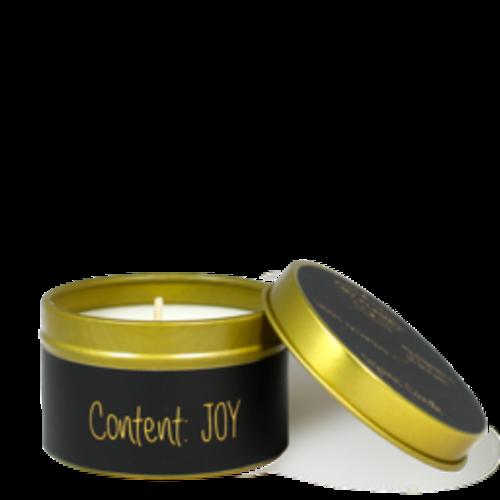 SOY CANDLE XS - JOY