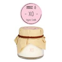 My Flame Lifestyle SOY CANDLE - XO - SCENT: GREEN TEA TIME