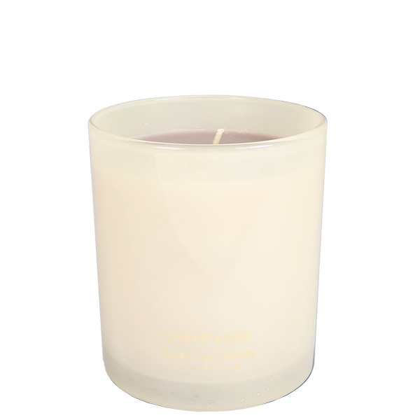 My Flame Lifestyle SOY CANDLE 150 GR. - WORLD WONDERS - CHAMPAGNE