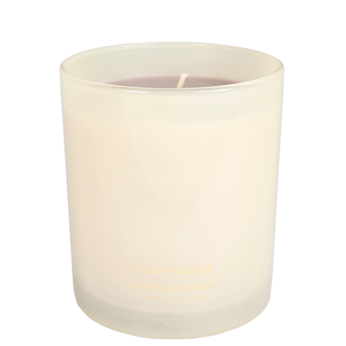 SOY CANDLE 230 GR. WW - CHAMAPGNE