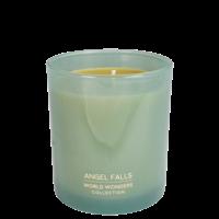 My Flame Lifestyle SOJAKAARS 150 GR. - WORLD WONDERS - ANGEL FALLS