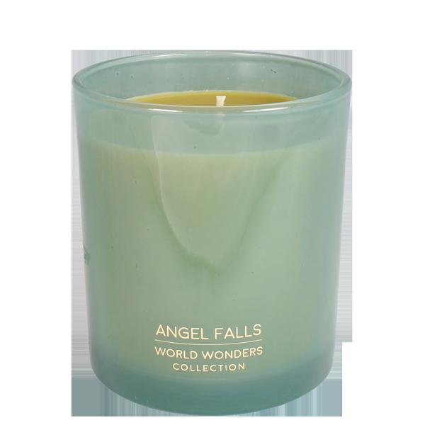 My Flame Lifestyle SOJAKAARS 230 GR. - WORLD WONDERS - ANGEL FALLS