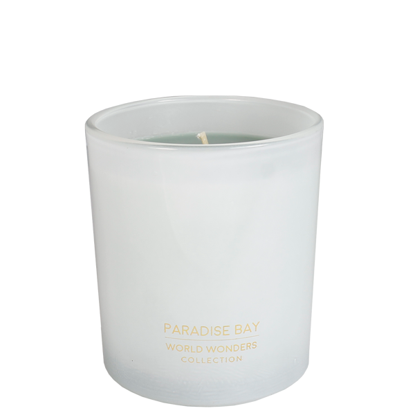 My Flame Lifestyle SOJAKAARS 150 GR. - WORLD WONDERS - PARADISE BAY