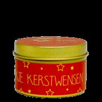 My Flame Lifestyle SOJAKAARS XS - EEN BLIKJE KERSTWENSEN - GEUR: WINTER GLOW