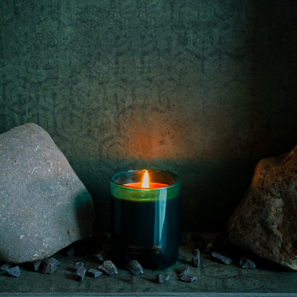 My Flame Lifestyle SOY CANDLE 150 GR. - WORLD WONDERS - MACHU PICCHU