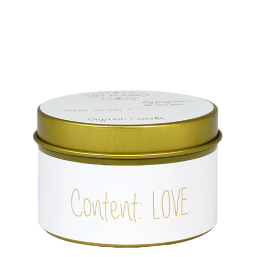 SOY CANDLE XS - LOVE