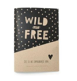 Heen en weer boek - Ecologisch - wild & free