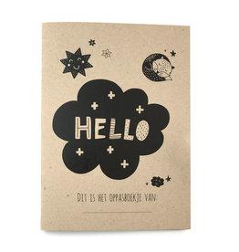 Heen en weer boek - Ecologisch  - Hello