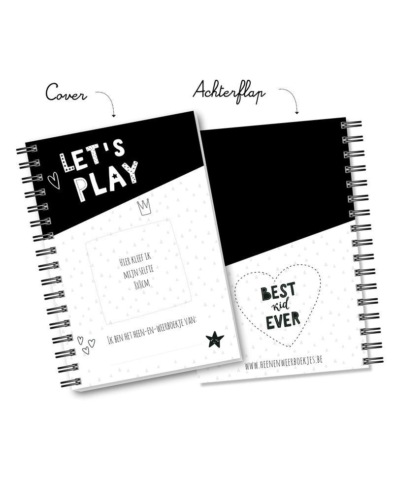 Heen-en-weerboekje voor de kleuterklas