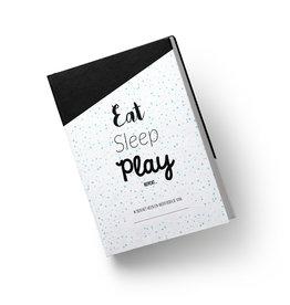 Heen en weer boek - Eat Sleep play…
