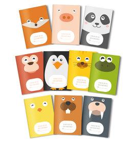 Kies zelf je dier: beestenboekjes met nietjes kies zelf je dier