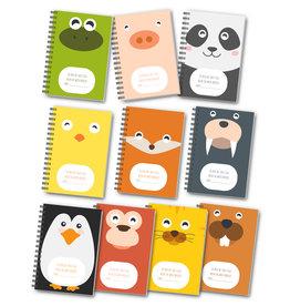 kies zelf je dier - Beestenboekjes met ringband