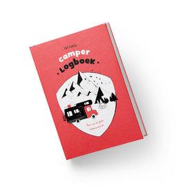 Camper logboek rood