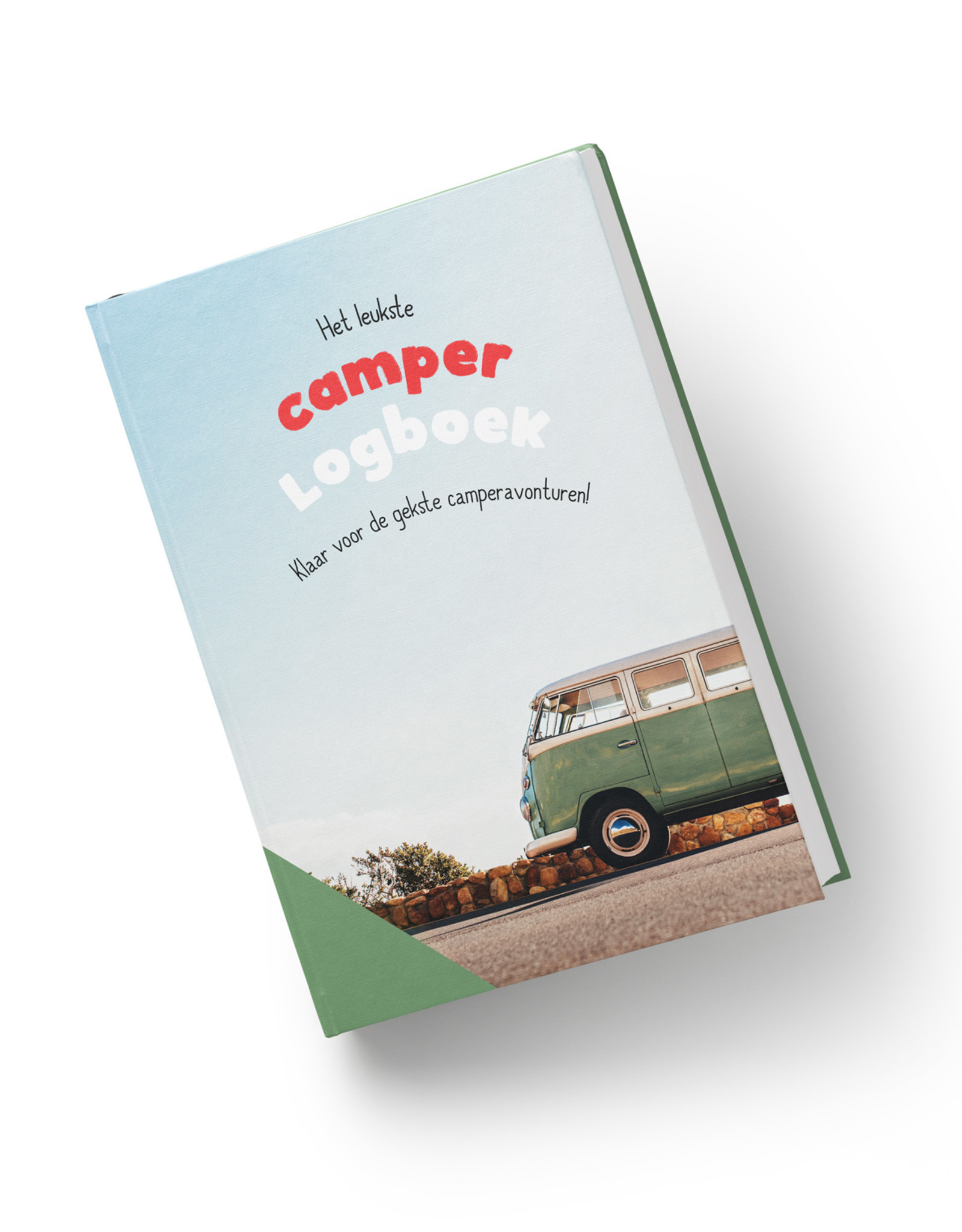 Het leukste camper logboek