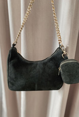 Khaki Clutch Bag