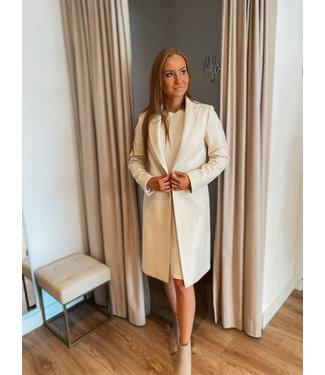Long Coat - Off White