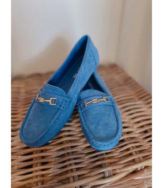 Mocassin - Jeans Blue