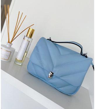 Shoulder bag - Light Blue
