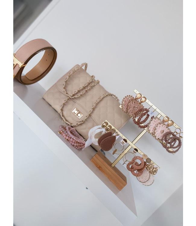 Inspired bag - Beige