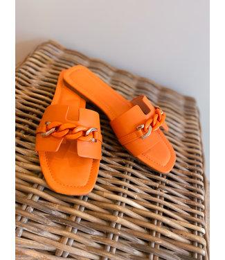 Sandal - Orange