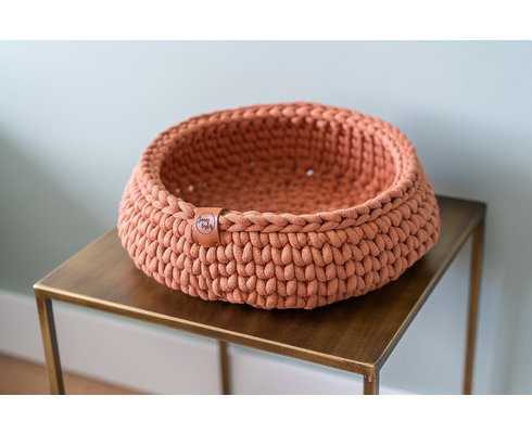 Sunny Baskets Terracotta Poezenmand