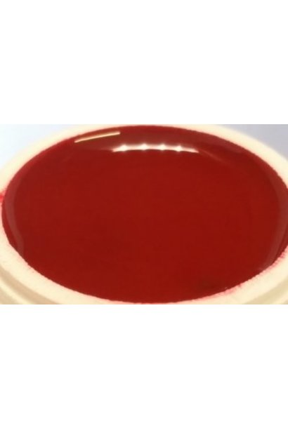 051 | Farbgel by Enzo 5ml - Deep Red