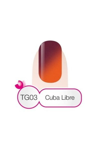 03 | Thermo Gel 5ml - Cuba Libre
