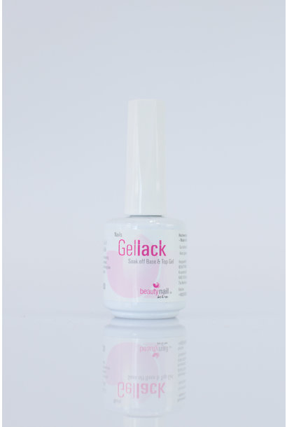 Gellack - Base & Top Coat 12ml