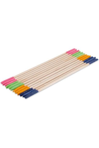 Sandingsticks | Set 12 stk.
