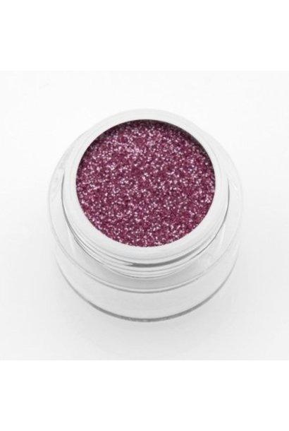 Glitterpulver Nailart Dark Pink - BeautyNail