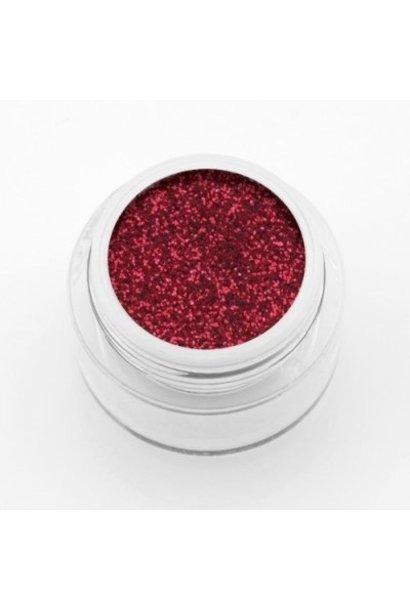 Glitterpulver Nailart Rot - BeautyNail